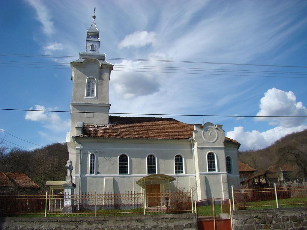 """Biserica """"Cuvioasa Parascheva"""" (1907)"""