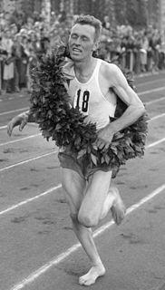 Gustaf Jansson Swedish long-distance runner