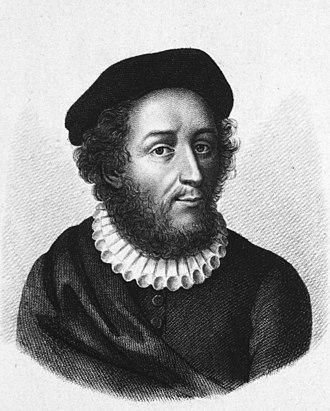Father of surgery - Image: Guy De Chaulhac