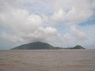 Kiên Hải District District in Mekong Delta, Vietnam