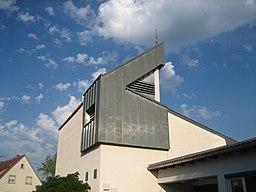 Hößlinswart Gemeinde Berglen Rems Murr Kreis Evangelische Kirche (1)