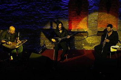 Picture of a band or musician: Taksim Trio