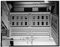 HAND RAIL AT THIRD FLOOR ELEVATOR LOBBY - Music Hall, 154 West Fifty-seventh Street, New York, New York County, NY HABS NY,31-NEYO,108-3.tif