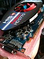 HIS Radeon HD 5770- HIS cooler-top front view.jpg