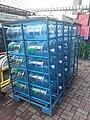 HK 中環 Central 干諾道中 Connaught Road August 2018 SSG bottle water logistics 01.jpg