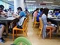 HK 紅磡 Hung Hum 香港理工大學 PolyU campus canteen interior visitors in October 2017 01.jpg