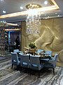 HK ICC Imperial Cullinan showflats 西九龍 瓏璽 房展 示範單位 dinning room July-2011 Ip4.jpg