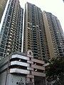 HK Mid-levels Kotewall Road 龍騰閣 Dragonview Court 福苑 Scenic Garden Jan-2012.jpg