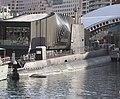 HMAS Onslow Oberon Class Submarine (30673194592).jpg