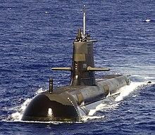 アタック 級 潜水艦 アタック級潜水艦 - Wikipedia