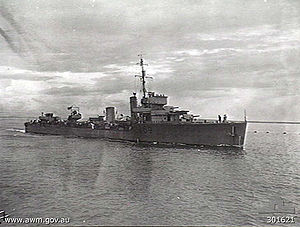 Vendetta in 1943