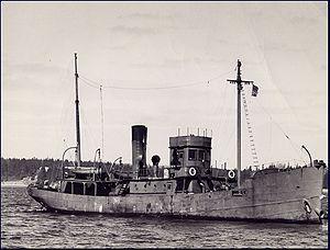 HMCS St. Eloi - Image: HMCS St Eloi CN 2699