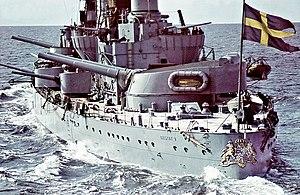 Bofors - Image: HMS Gustav V