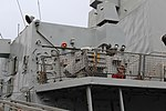 HMS Northumberland (F238) at West India South Dock - 30mm DS30M Mark 2 Automated Small Calibre Gun.JPG