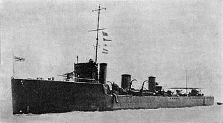 <i>Acasta</i>-class destroyer Class of British destroyers