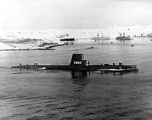 USS Icefish (SS-367) - Walrus (S802) c. 1953-1971.
