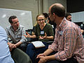 Hacks and Hackers discuss Journalism and Wikipedia.jpg