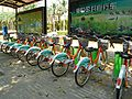 Haikou public bike rental 01.jpg