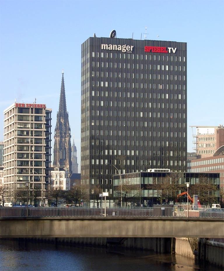 Hamburg Der Spiegel Verlagshaus 01 KMJ