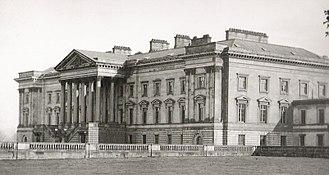 John Greenshields - Hamilton Palace