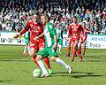 Hammarby IF - IFK Värnamo April 2013 19.jpg