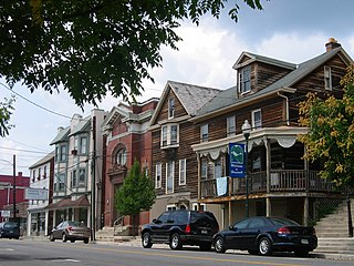 Hancock, Maryland Town in Maryland, United States