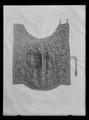 Handhästtäcke till handhäst ur Ludvig XIVs gåva till Karl XI 1673, den s.k. franska gåvan - Livrustkammaren - 626.tif
