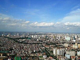 Hanoi Capital of Vietnam