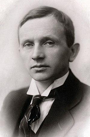 Hans Amundsen - Hans Amundsen around 1930.