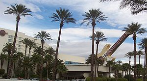 Hard Rock Hotel and Casino (Las Vegas) - Image: Hard rock las vegas