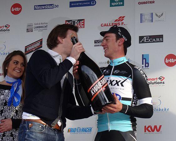 Harelbeke - Driedaagse van West-Vlaanderen, etappe 1, 7 maart 2015, aankomst (B12).JPG