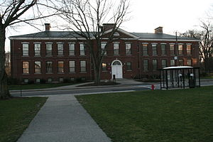 Bridgewater State University - Harrington Hall