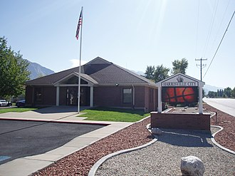 Harrisville, Utah - City hall
