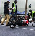 Hassan Dia at the start line.jpg
