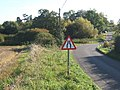 Haughley Road towards Harleston - geograph.org.uk - 999538.jpg
