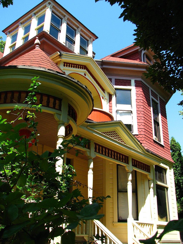 Rachel Louise Hawthorne House