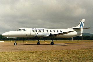 Hazelton Airlines 1953-2001 airline in Australia