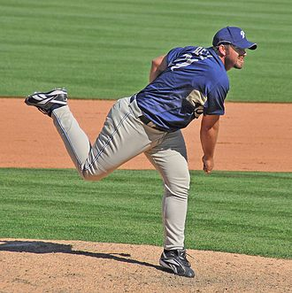 Heath Bell - Image: Heath Bell San Diego Padres