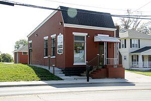 Hebron, Kentucky - Hebron Deposit Bank