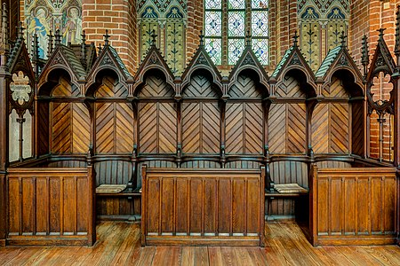 Heiliggrabkapelle, Monastery Endowment of the Holy Grave, Heiligengrabe, Brandenburg, Germany