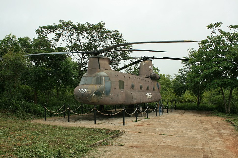 Helicopter2 Khe Sanh