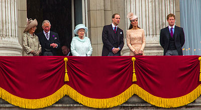 Famille Royale Britannique Wikipedia