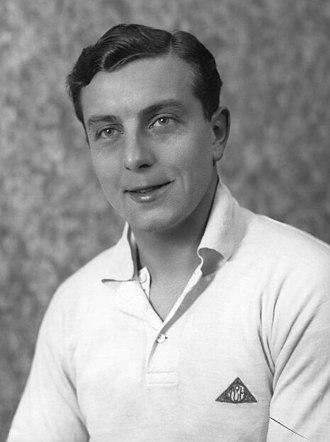 Henry Cotton (golfer) - Cotton in 1931