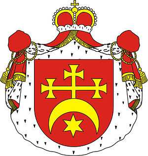 House of Zbaraski - Korybut coat of arms