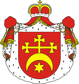 Thomas Peers Williams - Woroneicki coat of arms