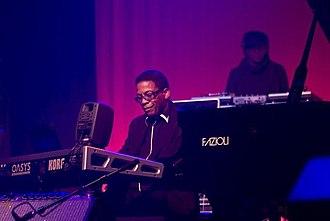 Korg OASYS - Herbie Hancock at Sonoma Jazz 2008