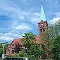 Herne Bismarckstraße 98 ev Kirche 02.jpg