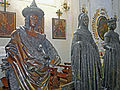 Herzogin Zimburgis u Erzh Margarete v Öst u Kaiserin Bianca Sforza.JPG