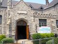 Hickman Temple AME Church, Philadelphia, southeast entrance.png
