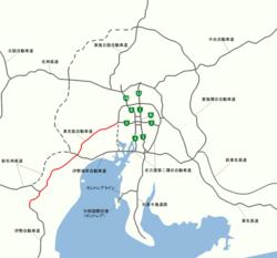 東名阪自動車道 - Wikipedia